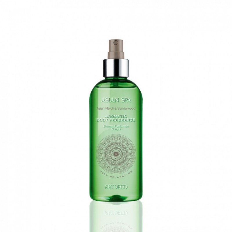 Asian Spa Deep Relaxation. Aromatic Body Fragance - ARTDECO