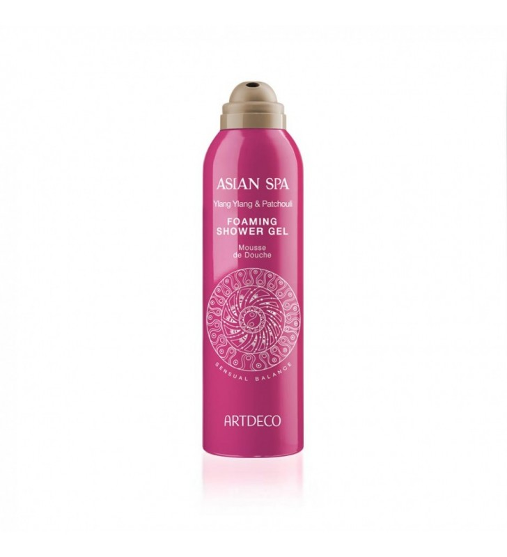 Asian Spa Sensual Balance. Foaming Shower Gel - ARTDECO