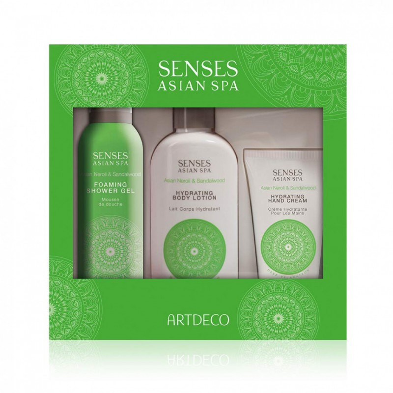 Asian Spa Deep Relaxation. Relaxation Set - ARTDECO