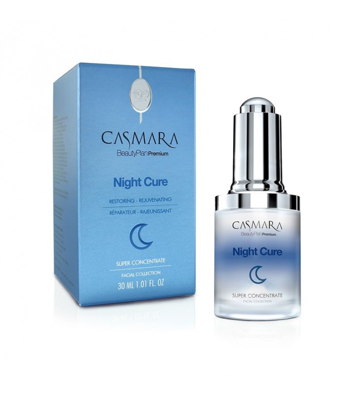 Super Concentrate Collection. Night Cure - CASMARA
