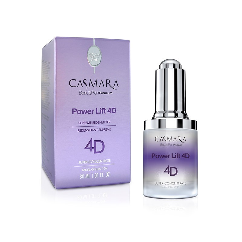 Super Concentrate Collection. Power Lift 4D - CASMARA