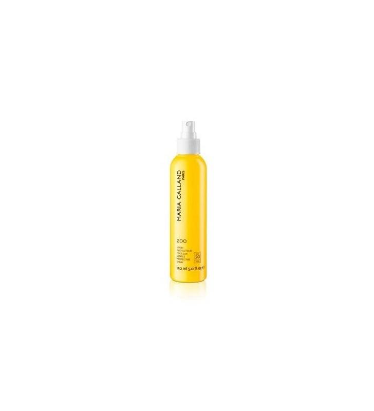 Soin Solaire. 200 Spray Protecteur Douceur SPF 30 - MARIA GALLAND