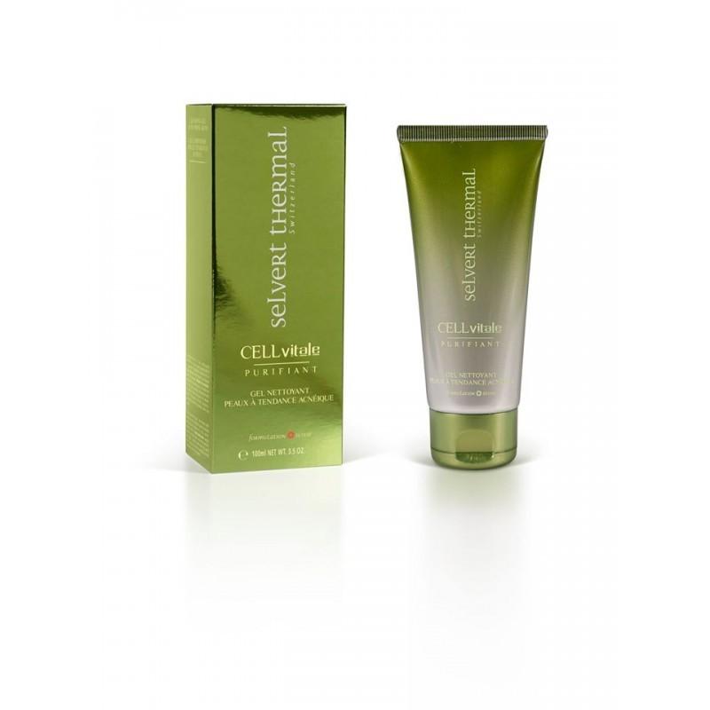 Cellvitale Purifiant. Gel nettoyant pieles grasas y acneicas - SELVERT
