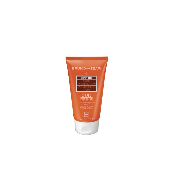 Sun Defense. Sun Protection Milk SPF30 - BRUNO VASSARI