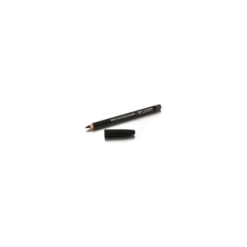 Línea Maquillaje. Soft Eye Liner Negro - BRUNO VASSARI