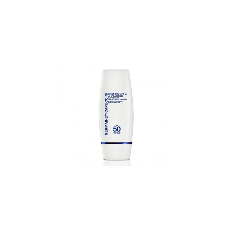 Excel Therapy O2. UV Urban Shield SPF 50  - GERMAINE DE CAPUCCINI