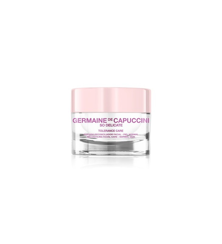 So Delicate. Crema Tolerance Care - GERMAINE DE CAPUCCINI