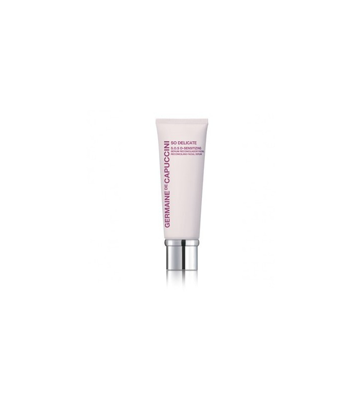 So Delicate. Serum SOS D-Sensitizing - GERMAINE DE CAPUCCINI
