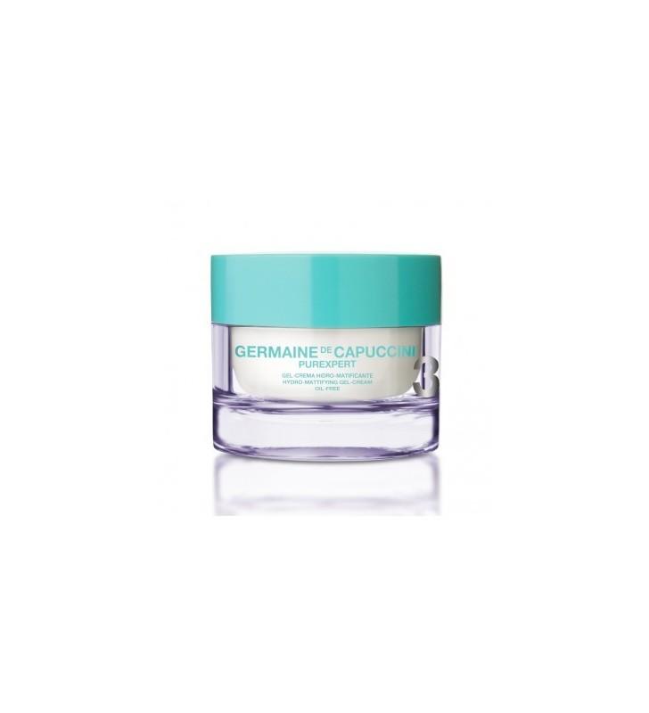 Purexpert. Gel-Crema Hidro-Matificante Oilfree - GERMAINE DE CAPUCCINI