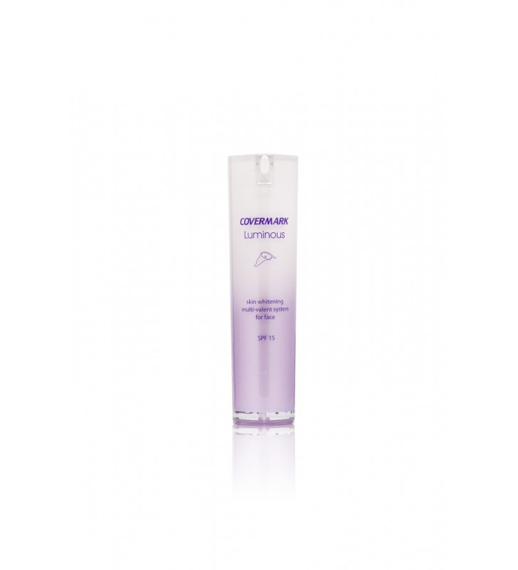 Luminous. Crema día - COVERMARK