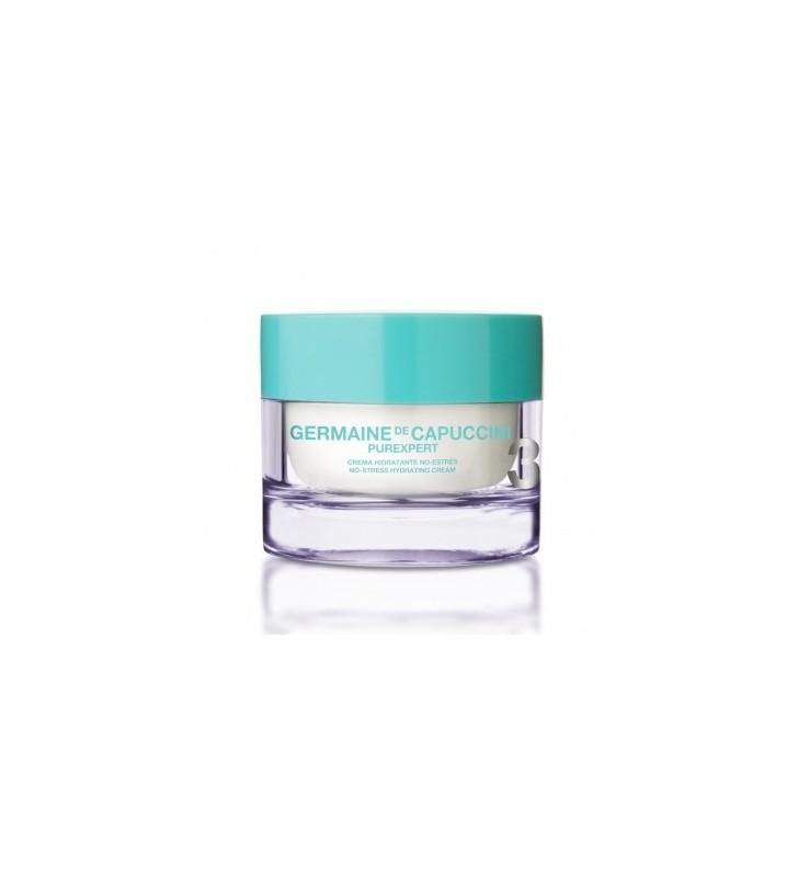 Purexpert. Crema Hidratante No-Estrés - GERMAINE DE CAPUCCINI