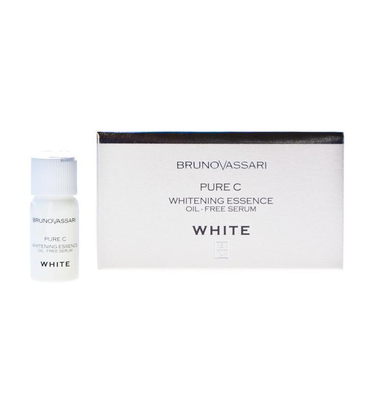 White. Fluido Blanqueador Pure C - BRUNO VASSARI