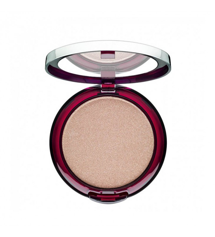 Galaxy Glam. Highlighter Powder Compact - ARTDECO