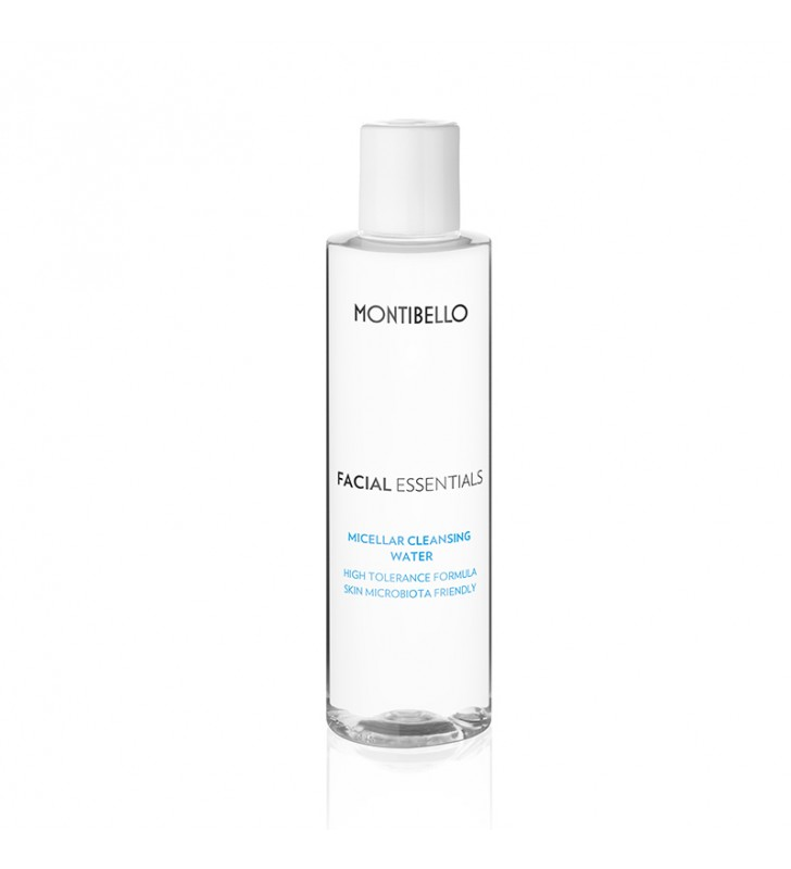 Facial Essentials. Micellar Cleansing Water - MONTIBELLO