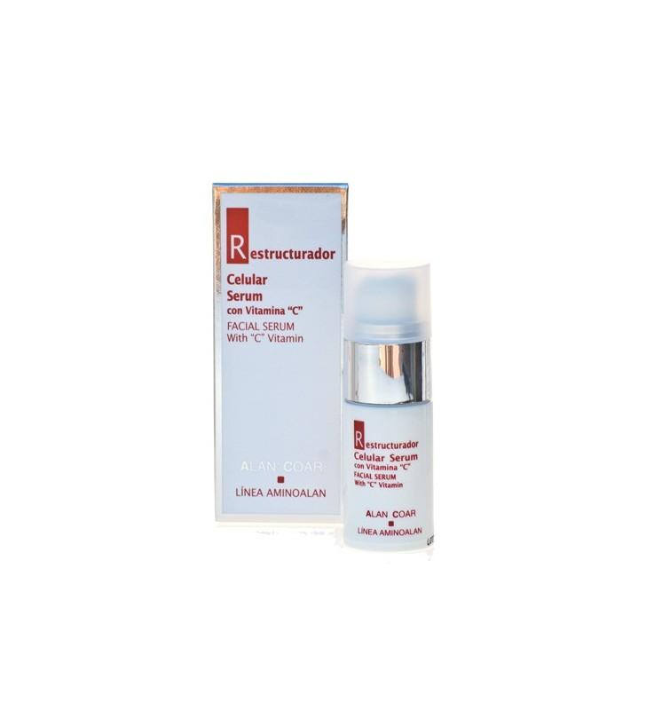 Aminoalan. Reestructurador Celular Serum - ALAN COAR