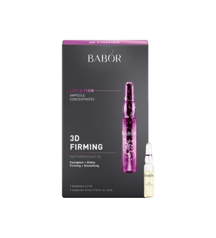 Ampollas Concentradas Lift and Firm. 3D Firming - BABOR