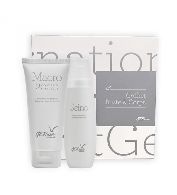 Pack busto Macro 2000 + Seino - GERNETIC
