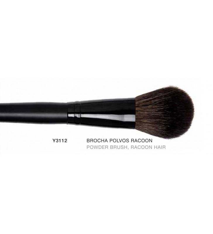Macao. Brocha de Polvos con pelo de Racoon Y3112 - Novara