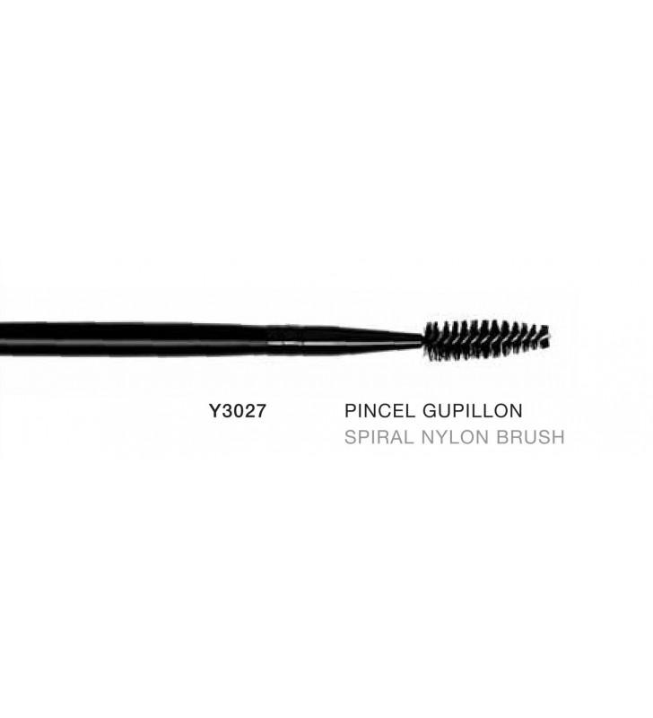 Macao. Pincel con espiral de Gupillón de Nylon Y3027