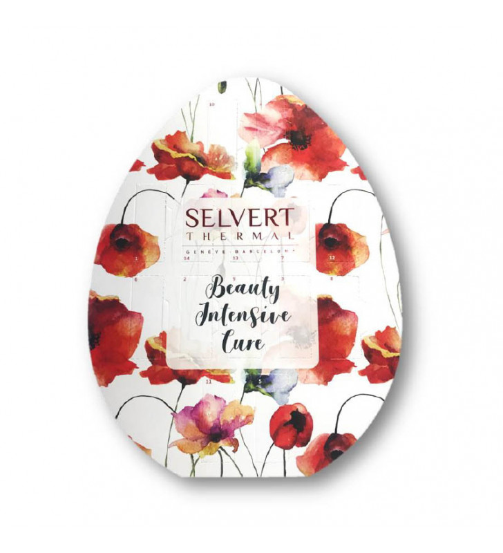 Huevo de Pascua 2019. Beauty Intensive Cure - SELVERT