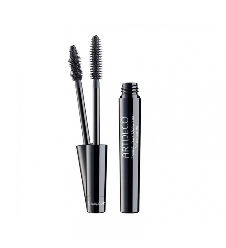 Lash to Impress. Twist for Volume Mascara - ARTDECO