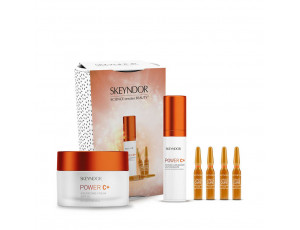 Pack Power C+. Sérum Iluminador + Ampollas Uniqcure + Crema - SKEYNDOR