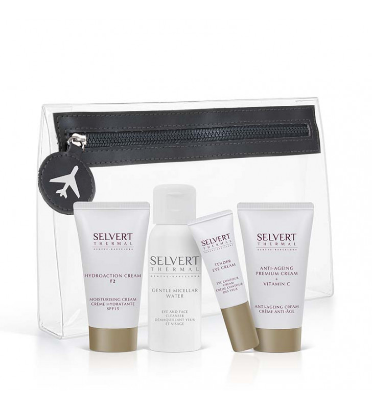Daily Beauty Care. Set de Viaje - SELVERT