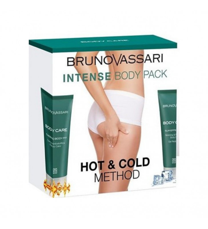 Body Care. Intensive Body Pack - BRUNO VASSARI