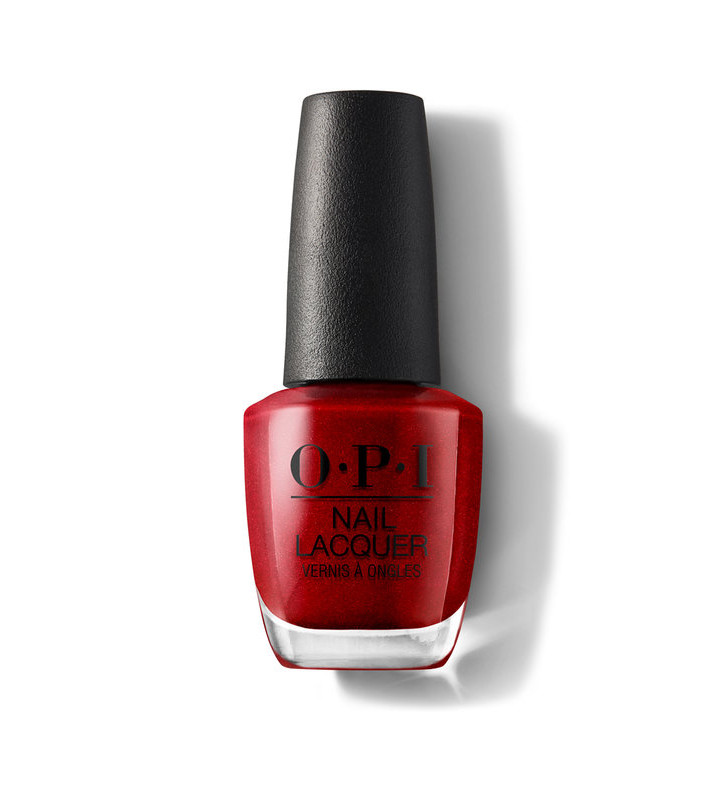 Laca de Uñas. An Affair in Red Square (NL R53) - OPI