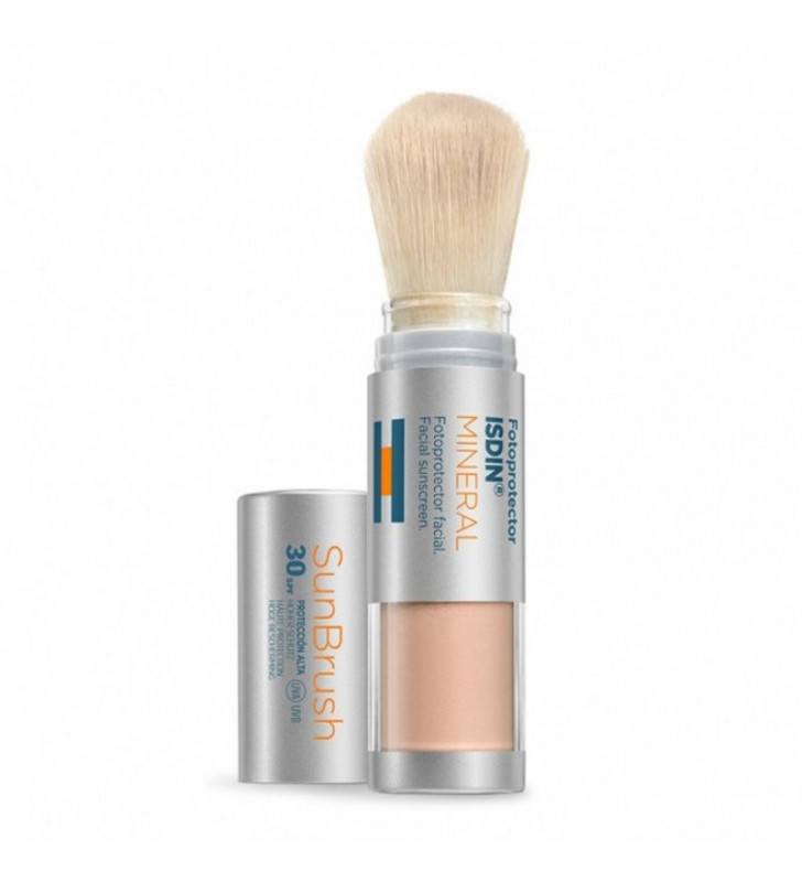 Fotoprotector. SunBrush Mineral SPF30+ - ISDIN