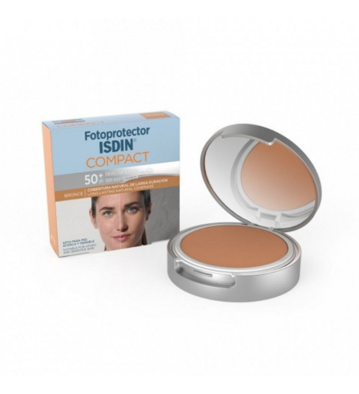 Fotoprotector. Compact Bronce SPF50+ - ISDIN