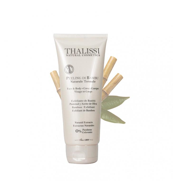 Peeling. Peeling di Bambu Termale Naturale - Thalissi