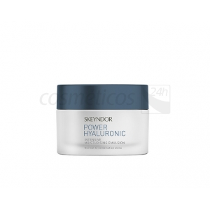 Power Hyaluronic. Emulsion Energizante Pieles Mixtas